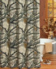Mossy Oak Treestand Camouflage Shower Curtain