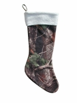 Realtree Camo Christmas Stocking
