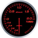 DEFI DF09902 60mm Turbo 200KPA Amber Defi Advance BF Gauge
