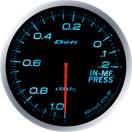 DEFI DF10103 60mm Manifold Pressure Blue Defi Advance BF Gauge