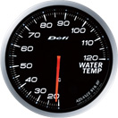 DEFI DF10501 60MM Water Temp White Defi Advance BF Gauge