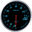 DEFI DF10603 60MM EGT Blue Defi Advance BF Gauge