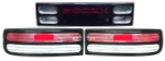 Nissan 300zx OEM J-Spec JDM Rear Tail lights & Center panel