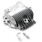 Nismo rear finned differential cover - 03-07 Infiniti G35