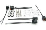 Deatschwerks 000-00-P1P2-8 P1-P2 Side Feed Injector Adapter Kit 91-94 Infiniti Q45