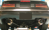 HKS 3106-EX003 Hi-Power Exhaust Nissan 300ZX Coupe