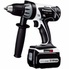 Panasonic 21.6V IP Li-ion Drill & Driver Kit with (2) - 3.1Ah Li-ion Battery Packs EY7460LZ2S
