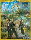 Oz The Great And Powerful Blu-ray + DVD + Digital Copy