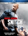 Snitch (Blu-ray + Digital Copy + UltraViolet)