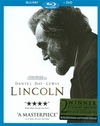 Lincoln Blu-ray + DVD Combo