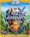 Rise Of The Guardians 3D Blu-ray + DVD + Digital Copy