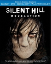 Silent Hill Revelation Blu-ray (NO DVD)