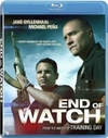 End of Watch Blu-ray Movie (NO DVD)