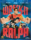 Wreck It Ralph Blu-ray (NO DVD OR REWARDS CODE)