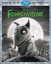 Frankenweenie 3D Blu-ray + DVD + Digital Copy