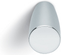 "Valli & Valli B239, Valli & Valli Chrome or Satin Nickel Knobs are available in 1/2"" Diameter"