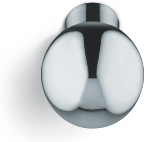 "Valli & Valli B249, Valli & Valli  Chrome or Satin Nickel Knobs are available in 9/16"" Diameter"