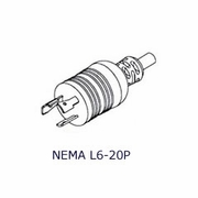 L6-20P Cables - click to enlarge