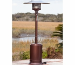 Commercial Hammer Tone Bronze Finish Patio Heater