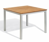 "Oxford Garden Travira 39"" Teak Top Table"