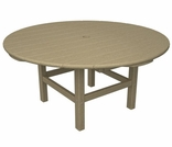 "POLYWOOD� Round 38"" Conversation Table"