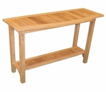 "Teak Claudia 48"" Buffet Table"