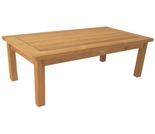 "Teak English Garden 31"" Coffee Table - Out of Stock til Nov"