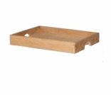 Teak Tray - Out of Stock til Apr