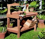 Potting Bench (with soil box)