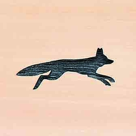Door Mat:  Fox