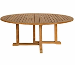 "Oxford Teak 60"" Round Dining Table"