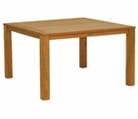 "Newport Teak 42"" Square Dining Table"