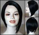 Papaya Synthetic Wig