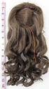 14 inch doll wig light brown SALE