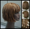 Suki Braided Wig -- SALE