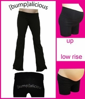 Bump Maternity Bumpalicious Yoga Pants