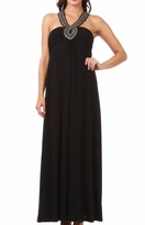 NEW! Posh Dylan Formal Evening Maternity Dress