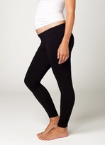 NEW! Low Rise Black Maternity Leggings by Ingrid and Isabel