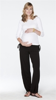 Mandy Black Adjustable Maternity / Postpartum Pants