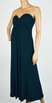 NEW! Stylish Strapless Maternity Maxi Dress