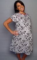 BEST SELLER! Ella Maternity Hospital Gown  - <b>Worn by Bethenny Frankel!</b>