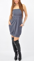 Bamboo Tabitha Maternity and Nursing Dress - ALSO IN BLACK