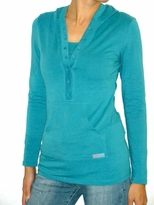 Buttoned Hoodie Nursing Top - more colors