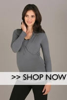 Nursing Tops - Long Sleeve