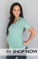 Short Sleeve/Sleeveless Maternity Tops