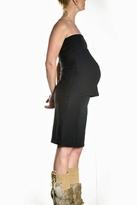 The Perfect Skirt - Soft Maternity Skirt in Black
