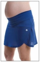 BornFit Wilder Maternity Exercise Skort