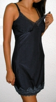 NEW! Sexy Navy Nursing / Maternity Lace Chemise Nightgown