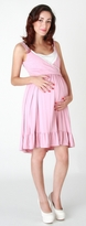 Pretty Belle Maternity/ Nursing Dress