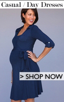 Casual Maternity Dresses
